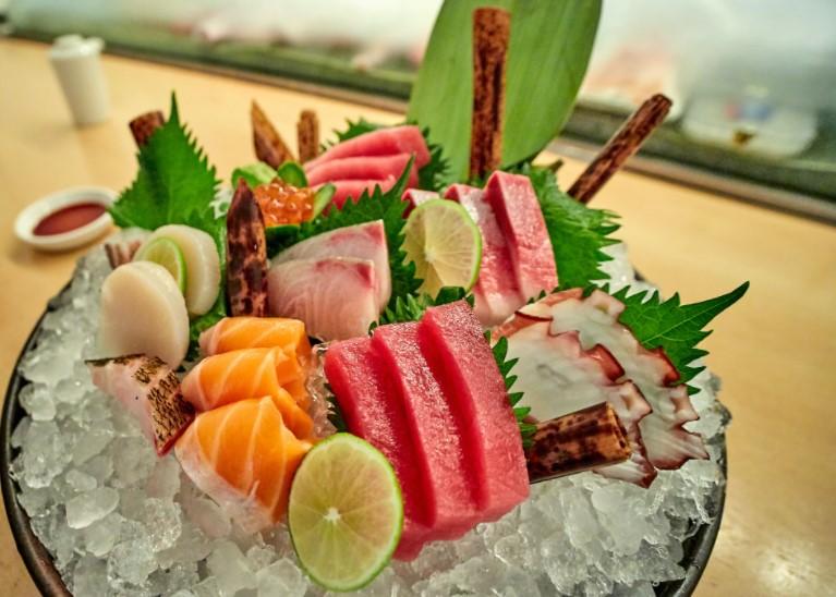 飯店營養師 分析生魚片危害